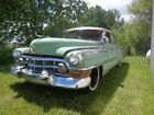 1952 Cadillac DeVille  1952 cadillac