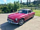 1969 MG MGB  ⭐️🏆🥇??MG MGB MKII Convertible British Roadster - Ready for wine country!