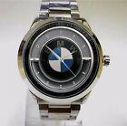 Classic 1972 BMW 3.0 CS Sports Coupe emblem Wristwatch