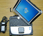 PANASONIC TOUGHBOOK CF-19 MK7 128GB SSD 4GB TOUCHSCREEN WIN 7 PRO 64 Bluetooth