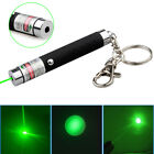 Military 1mW 532nm Green Laser Pointer Pen Visible Beam Light Lazer