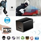 Mini WIFI HD 1080P Hidden Spy Camera USB Wall Charger Wireless For Home Security
