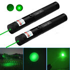 2PCS 50Miles 1mW 532nm Visible Light Fantastic Green Laser Pointer Lazer New
