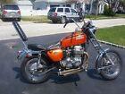 1972 Honda CB  Honda 750/4  Custom