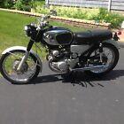 1966 Honda CB160  1966 HONDA CB160    CB 160