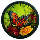 Butterfly Wall Clock 3D DIY Surface Art Home Décor Wall Clock Sticker