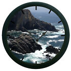 Rocky Beach 3D Wall Clock Living Room Décor 3D DIY 12 Hour Display