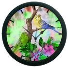 Birds Wall Clock 12 Hour Creative Modern Analog Display
