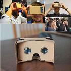 Cardboard Quality 3d VR Virtual Reality Glasses For Google Nexus 4/5,Samsung TOP