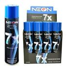 Neon 7x Filtered Butane Premium Refined Refill Lighter Bulk Wholesale 96 cans