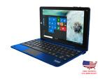 "iView i896QW 8.95"" 2-In-1 32GB Tablet Intel Atom Bay Trail Processor W-10 Blue"