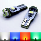 T5 with 5 SMD Led - White Blue Red Green Wedge Base Lamp Tacho Tachobeleuchtung
