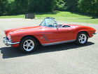 1962 Chevrolet Corvette  Last Year of C1 Corvette with Full Trunk, 2 Sets of Tires and Wheels,