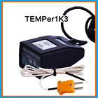 Digital thermometer,USB isolated industrial thermocouple,Email alert (TEMPer1K3)