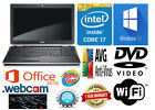 DELL LATITUDE Laptop Computer PC CORE I7 Windows 8GB 500GB WIFI DVD NOTEBOOK HD