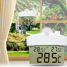 LCD Display Digital Thermometer Hygrometer Indoor Outdoor Temperature Meter Chic