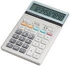 Sharp EL-N731-X Twin Power Calculator 10 Degit Compact Size Tilt Display Type