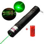 10miles 532nm 5mw Green Laser Pointer Light Pen Lazer Visible Beam Night Version