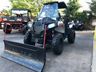 MINT BRAND NEW CONDITION POLARIS ACE LOADED ,PLOW,ROOF WINDSHIELD,LOW MILES 99