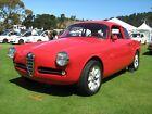 1959 Alfa Romeo Giulietta Sprint  1959 Giulietta Sprint Custom