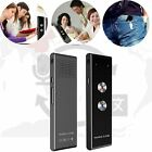 Mini Intelligent Translator 30 Languages Interactive Instant Voice Pocket Device