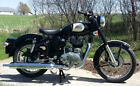2017 Royal Enfield Classic  2017 Royal Enfield Classic Blk/White Bullet 500 - FREE SHIPPING 2 yr warranty!