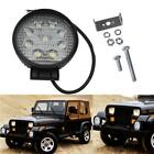 27W 6000K Light Boat Truck Fog Off Road SUV ATV 4WD Jeep Lamps Tractor Led Work