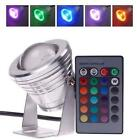 Marine Boat Yacht Fishing Lamp Underwater Light RGB DOD Floodlight w/Remote Good