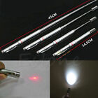 NEW 4 in 1 Telescopic Teaching Tools Ball Pen RED Laser PowerPoint Pointer Pen
