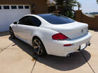 2006 BMW 6-Series  2006 BMW M6 COUPE
