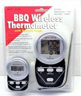 NIB Acurite BBQ wireless thermometer with wireless page; model 00869; sealed!