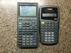 Texas Instruments Graphing/Scientific Calculators TI-82 & TI-30XA Lot Bundle