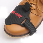 Black Motorcycle Shift Sock Cover Boot Shoes Protector Gear Shifter Protective