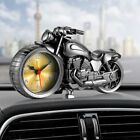 Car Ornaments Automotive Dashboard Decoration Motorcycle Model Clock Auto Watch