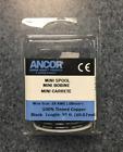 Ancor Mini 18 AWG Black Wire Spool 35', 180003