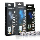100% Authentic VOOPOO UForce Coil U2/U4/U6/N1/D4 5pc/pack LOT US Seller