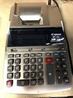 Canon MP11DX Printing Calculator E1614008