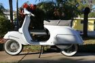 RESTORED VINTAGE 1962 VESPA VSB GS 160 MARK 1 SCOOTER