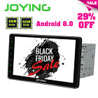9'' Digital Amplifier Touch Screen Android 8.0 Double 2Din Car Radio Stereo WiFi