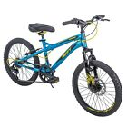 Huffy 20' Nighthawk Boys' Mountain Bike, Blue