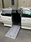 2006 Chrysler Town & Country Braun Entervan Chrysler T&C Handicap Van 2005 Entervan. Braun conversion. 46k miles. 2 TV's DVD
