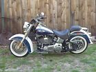 2010 Harley-Davidson Softail  2010 HARLEY DAVIDSON SOFTAIL DELUXE   1,675 Miles Excellent Cond