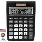 Calculator H1005  Standard  Functions Desktop  Two-way  Power solar and Battery