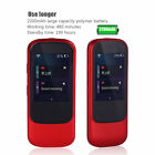 Smart Bluetooth WiFi Instant Voice 21 Languages Intelligent Pocket Translator JS