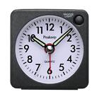 Peakeep Ultra Small, Battery Travel Alarm Clock with Snooze and Light,...