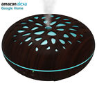 Smart Aroma Diffuser Humidifier Woks with Alexa, 400ml Wifi Essential Cool Mist