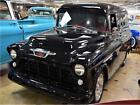 1955 Chevrolet Other Pickups Panel Truck 400C.I. V8 PS PB A/C 1955 Chevrolet 3100 Panel Truck 400C.I. V8 PS PB A/C 0 Black Panel Truck 400C.I.