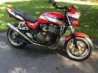 2002 Kawasaki ZRX1200R  2002 Kawasaki ZRX1200r