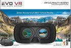EVO VR VIRTUAL REALITY HEADSET FOR YOUR SMARTPHONE -- BRAND NEW IN BOX