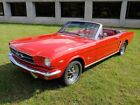 1965 Mustang -- 1965 Mustang Convertible only 43,000mls! Power Steering Power Top
